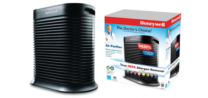 honeywell hpa300 hepa filter air purifier for allergies