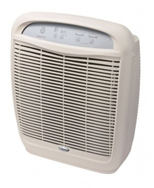 Whispure Air Purifier - White