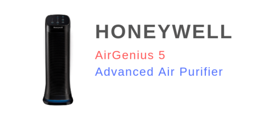 Honeywell Air Genius 5 Air Purifier Image